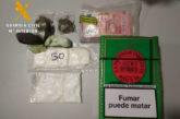 La Guardia Civil ha detenido a una persona por tráfico de drogas en Buñuel (Navarra)