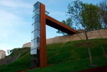 Los diez ascensores municipales de Pamplona cierran como medida preventiva por el coronavirus