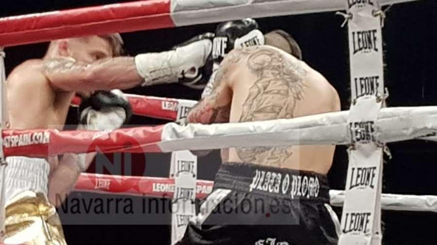 david soria ezequiel gurria campeonato españa boxoa