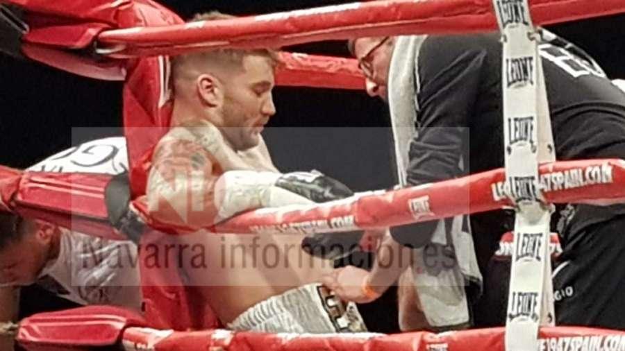 David Soria campeonato españa boxeo