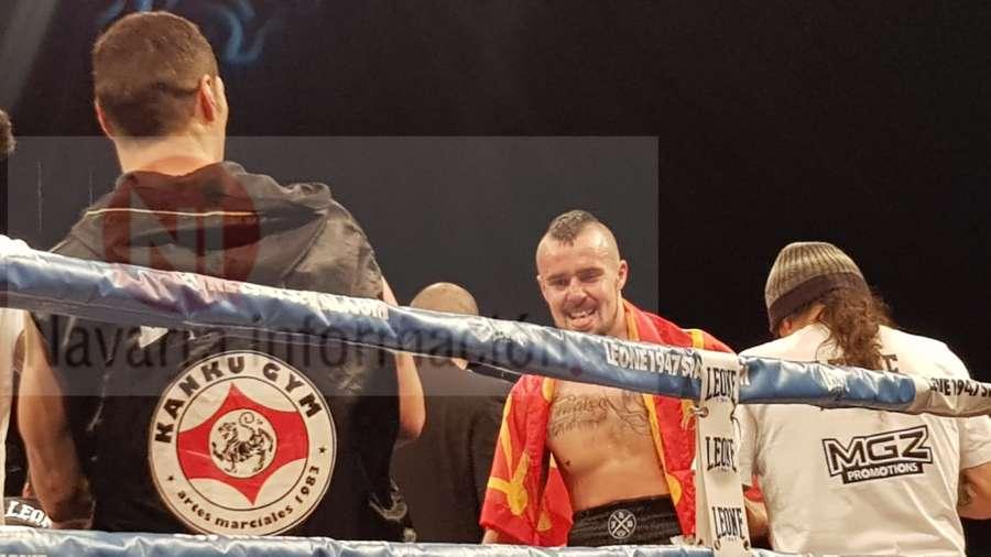 Ezequiel Gurria campeonato españa boxeo