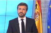 Casado rechaza los decretos y acusa al Gobierno de mentir sobre el material sanitario contra el coronavirus