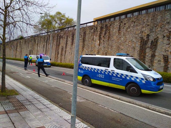 Policia municipal de Pamplona pone 248 denuncias por no cumplir la cuarentena del coronavirus