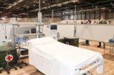 El nuevo hospital de Madrid para emergencias sanitarias será como el de Ifema