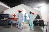 Coronavirus: Salud habilita 160 habitaciones del hotel NH Iruña Park de Pamplona [en imágenes]