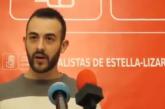 NA+ pide el cese del edil socialista de Estella, Jorge Crespo, tras la sentencia del TS