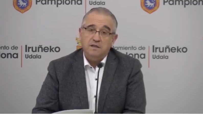 Pamplona pide un reparto igualitario del dinero aportado por el gobierno central a los ayuntamientos