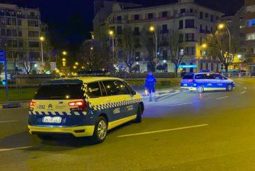 Policía Municipal de Pamplona interviene esta pasada noche en 5 fiestas en pisos