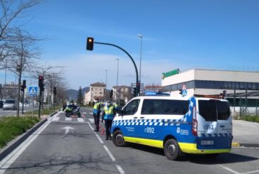 Policía Municipal de Pamplona propone para sanción a 1.096 personas durante este mes de confinamiento