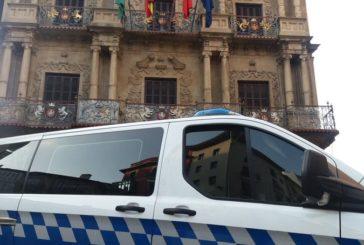 42 personas propuestas para sanción y un detenido en Pamplona por incumplir el confinamiento por coronavirus