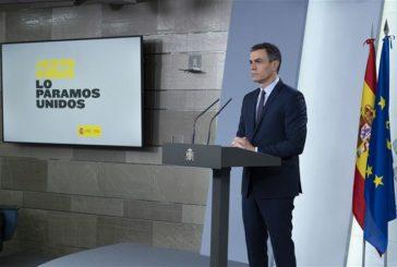 Sánchez anuncia la movilización de 200.000 millones para combatir el coronavirus
