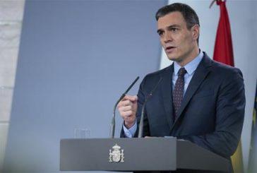 Sánchez prorroga el estado de alarma hasta el 26-A y avanza que habrá otras prórrogas
