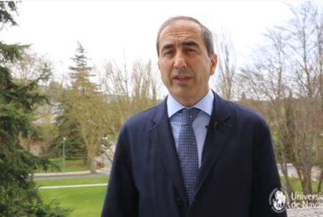 Vídeo. La Universidad de Navarra cierra sus sedes de Pamplona y San Sebastián por el coronavirus