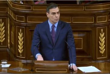 Sánchez quiere el estado de alarma en España mes y medio más, en su 4ª prórroga