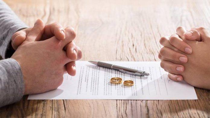 Las demandas por rupturas matrimoniales descendieron un 13,8% en Navarra en 2020