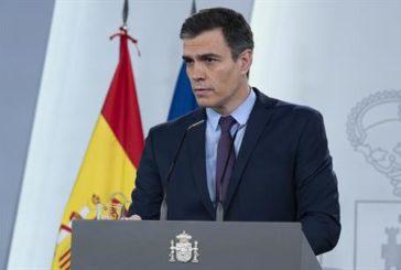 Sánchez prorroga el confinamiento por coronavirus hasta el 9 de mayo, pero los niños podrán salir