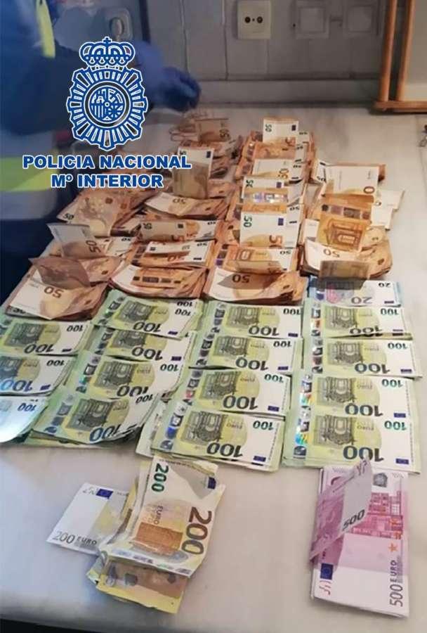 Desarticulada una organización de narcos dedicada a distribuir grandes cantidades de marihuana en Europa