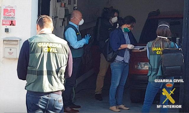 Detenido por estafar a residencias con la venta online de mascarillas para el coronavirus
