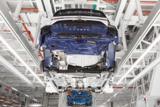 La dirección de Volkswagen Navarra y el 82,8% de la parte social firman el Acuerdo de Calendario 2021