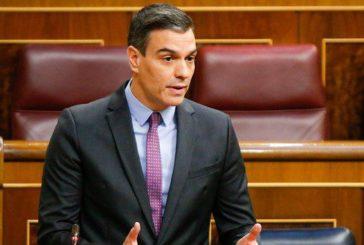 Sánchez solicita la 5ª prórroga de estado de alarma con la reforma y revisión de 4 leyes