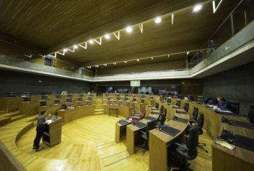 El Parlamento de Navarra incrementa 55 millones para combatir la crisis del coronavirus