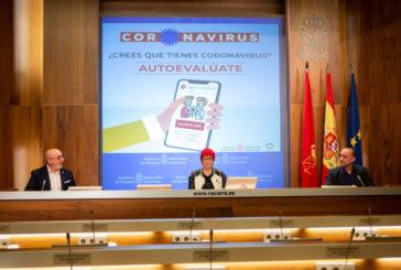 Coronavirus.- La App CoronaTest Navarra exige datos personales y DNI