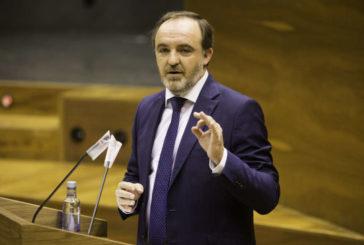 Esparza considera un ataque al autogobierno y a la voluntad de los navarros los acuerdos del PNV y Sánchez