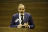 Esparza rechaza la sexta prórroga de estado de alarma mientras Alzórriz de nuevo la respalda
