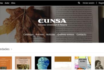 Ediciones Universidad de Navarra lanza la primera plataforma privada universitaria de lectura