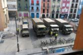 Coronavirus.- Las Fuerzas Armadas llegan a Navarra en la Operación Blamis