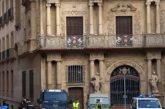 El Ayuntamiento de Pamplona agradece la colaboración del Ejército en las labores de seguridad de la ciudad