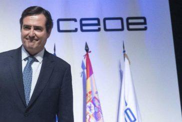 CEOE y Cepyme rechazan el pacto con Bildu para derogar la reforma laboral: es un