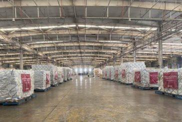 Inditex de Amancio Ortega transporta a España más de 457 M de material sanitario contra el coronavirus