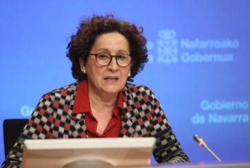 """Maeztu destaca que """"el sistema de protección social de Navarra supone un escudo social frente al desempleo"""""""