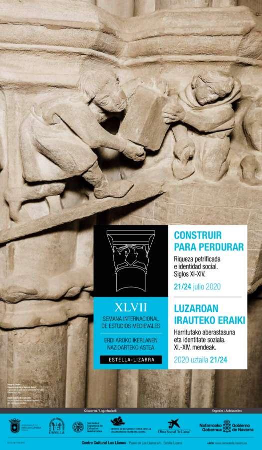 Aplazada a 2021 la 47ª Semana Internacional de Estudios Medievales de Estella por la crisis del coronavirus