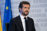 Casado propone un complemento retributivo para sanitarios y una «paga extra» para los trabajadores de los sectores esenciales