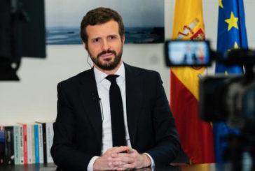 Coronavirus: El PP no apoyará el decreto del Gobierno sobre Justicia