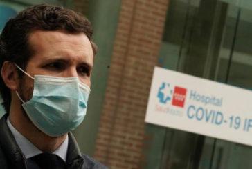 """Casado: La realización de """"test masivos"""" de detección de coronavirus es un derecho ciudadano"""