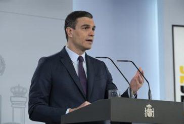 Sánchez anuncia que 255.000 personas recibirán el ingreso mínimo vital el 26 de junio