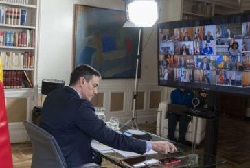 Coronavirus: Sánchez anuncia un fondo de 16.000 millones para las comunidades