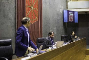 El Parlamento de Navarra y la FNMC se suman a los 3 minutos de silencio por los fallecidos por coronavirus