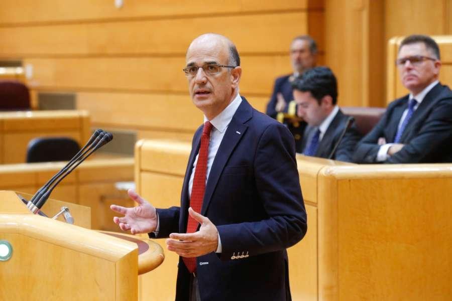 El Gobierno de Sánchez no ha ejecutado ni un 2% de la partida para limpieza del cauce del Ebro