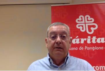 Iriarte: Cáritas ha tenido que cambiar sus protocolos, pero ha conseguido estar