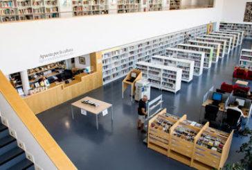 Las bibliotecas públicas de Pamplona abrirán sus puertas a partir del lunes mediante cita previa