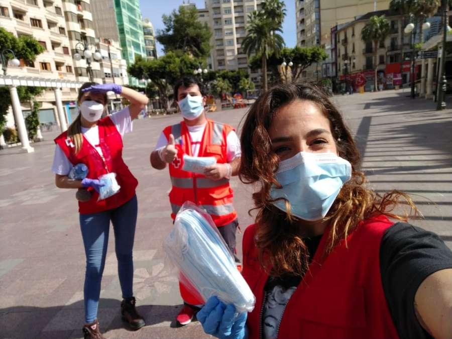 Cruz Roja atiende, en Navarra, a más de 19.500 personas en los dos meses de emergencia Covid19