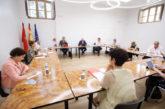 Chivite apela ante el Consejo del Diálogo Social a trabajar desde la unidad y la corresponsabilidad en el Plan Reactivar Navarra