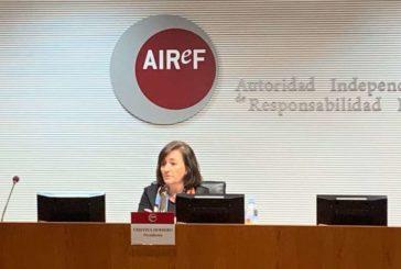 Navarra (-20,9%) una de las comunidades con mayor caída del PIB trimestral, según la AIReF
