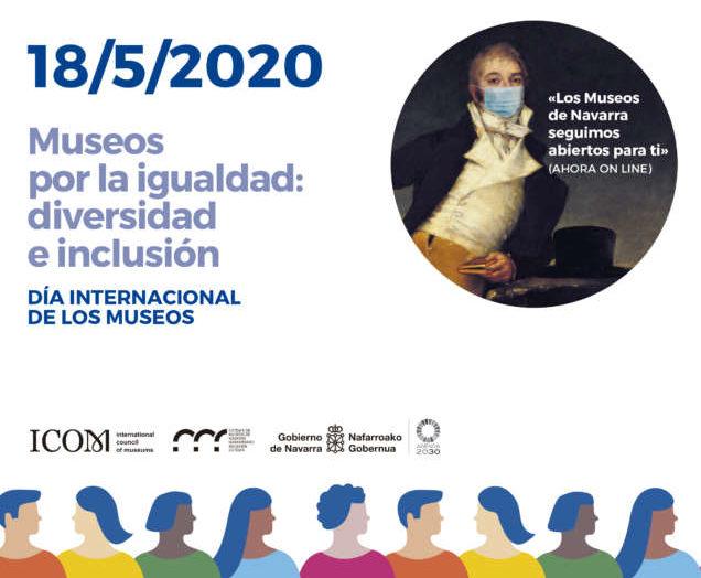 Los museos de Navarra celebran de forma virtual su Día Internacional