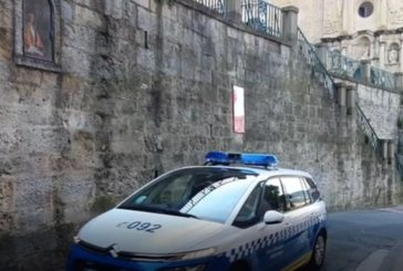 Herido un Policía Municipal al atender un presunto caso de malos tratos en Pamplona