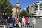 La Asociación de Hostelería y Turismo de Navarra traslada al Gobierno sus reivindicaciones